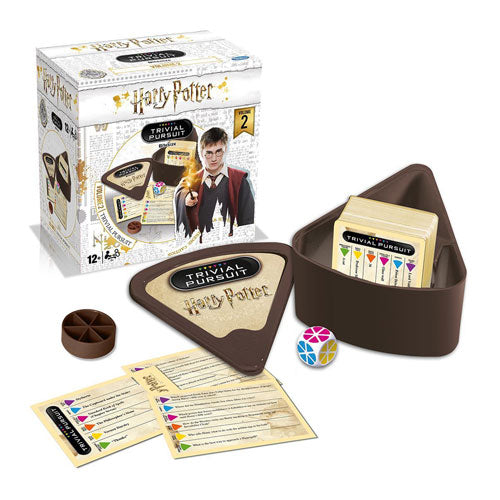 Trivial Pursuit Harry Potter Edition Vol 2