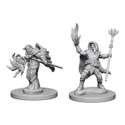 D&D Nolzurs Marvelous Unpainted Minis Elf Male Wizard