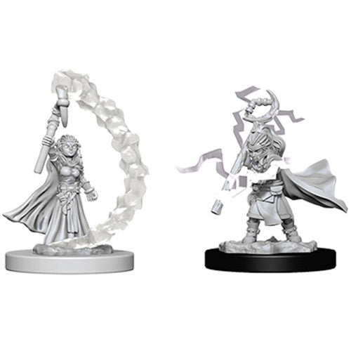 Pathfinder Deep Cuts Unpainted Miniatures Gnome Female Sorcerer
