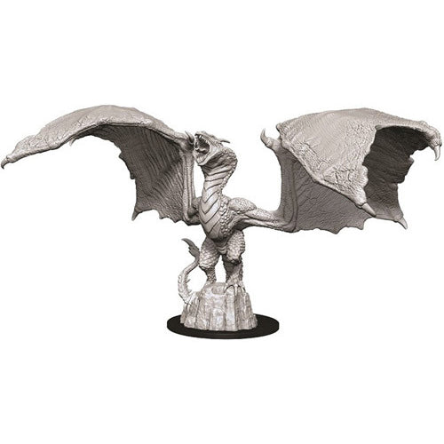 D&D Nolzurs Marvelous Unpainted Wyvern