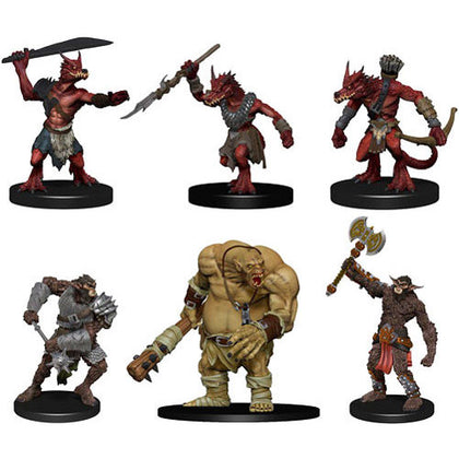 D&D Icons of the Realms Monster Pack Cave Defenders