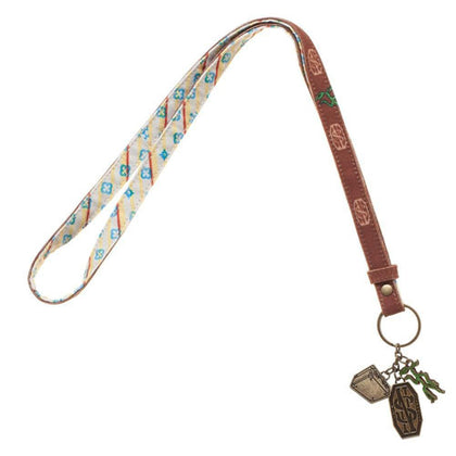 Fantastic Beasts Newt Inspired Lanyard