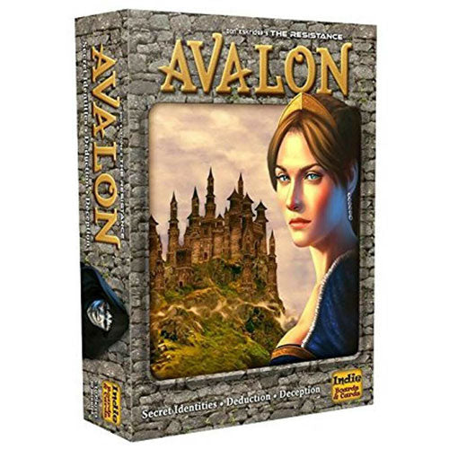 The Resistance Avalon Ed Card Game