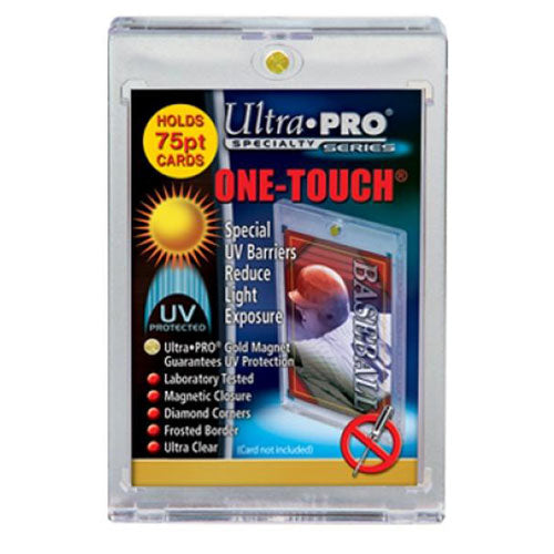 Ultra Pro ONE TOUCH 75PT UV with Magnetic Closure