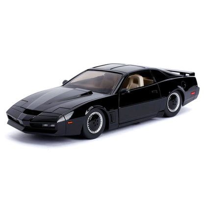 Knight Rider KITT 1982 1:24 Scale Hollywood Rides Diecast Vehicle