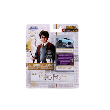 Harry Potter 2 Pack Nano Hollywood Rides Diecast Vehicles