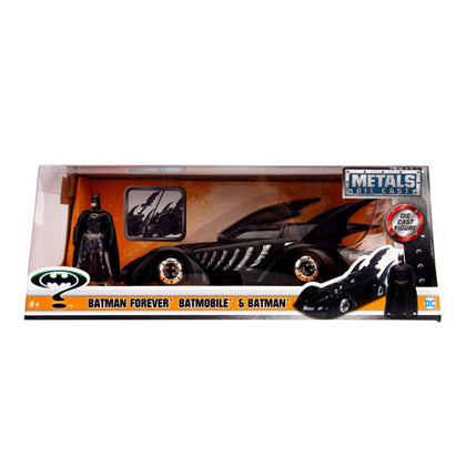Batman Forever Batmobile 1:24 Scale with Figure Diecast Vehicle