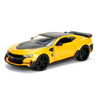 Transformers Chevy Camero 1:24 Scale Hollywood Rides Diecast Vehicle