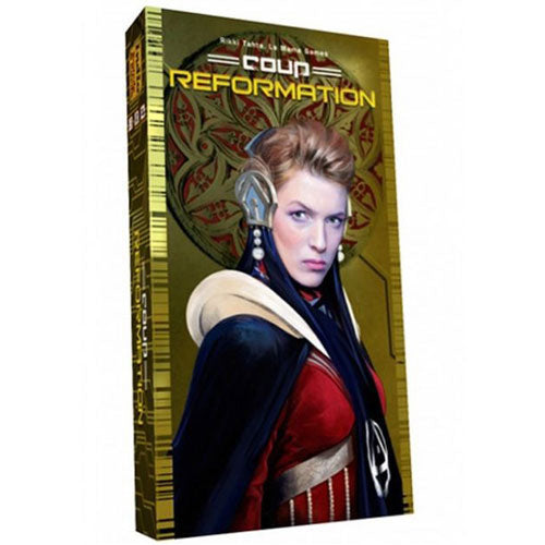 Coup Reformation 2nd Ed Game