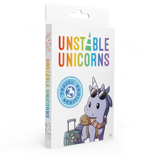 Unstable Unicorns Travel Edition