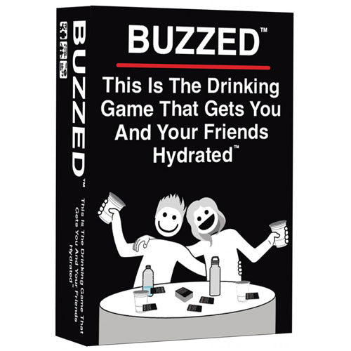 Buzzed Hydrated Edition