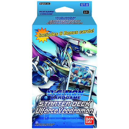 Digimon Card Game Starter Deck 08 Ulforce Veedramon