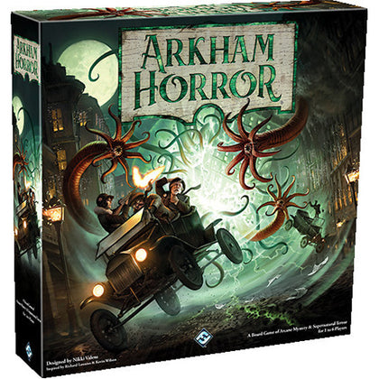 Arkham Horror 3rd Edition Base Game