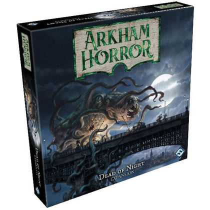 Arkham Horror Card Game Dead of Night Expansion
