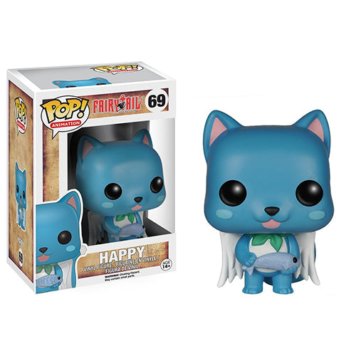 Fairy Tail Happy Pop! Vinyl