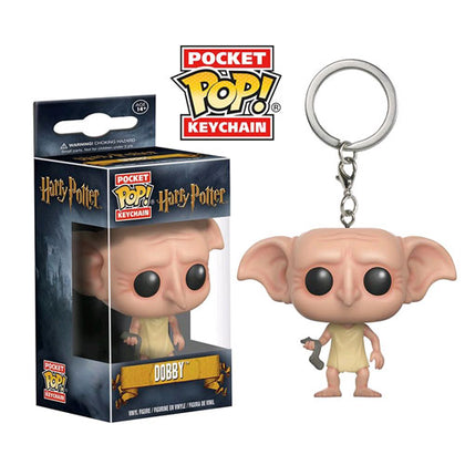 Harry Potter Dobby Pop! Vinyl Key Chain