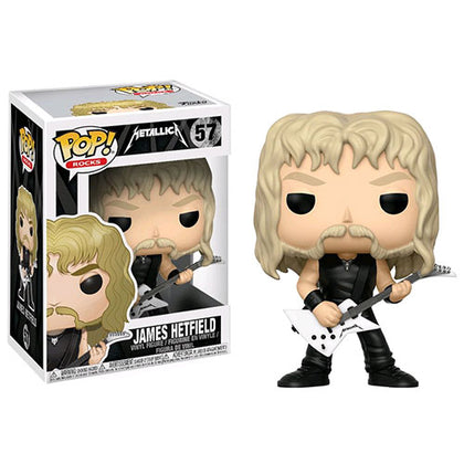 Metallica James Hetfield Pop! Vinyl