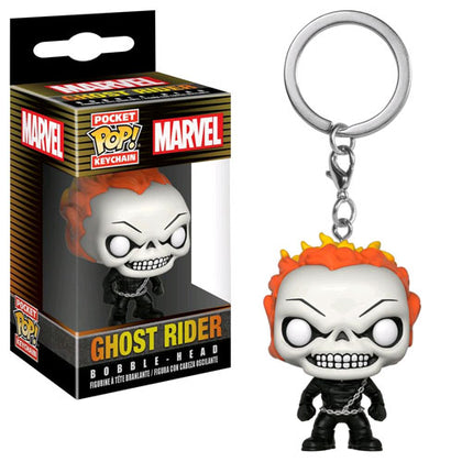 Agents of SHIELD Ghost Rider Pop! Vinyl Key Chain