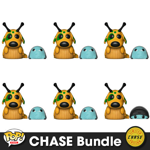 Wetmore Forest Slog with Grub Pop! Vinyl CHASE Bundle