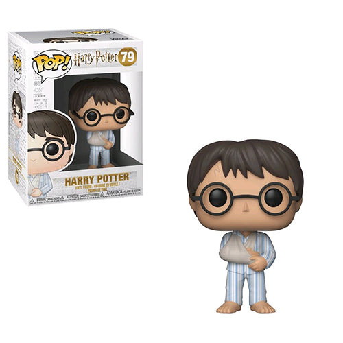 Harry Potter Harry in PJs Pop! Vinyl