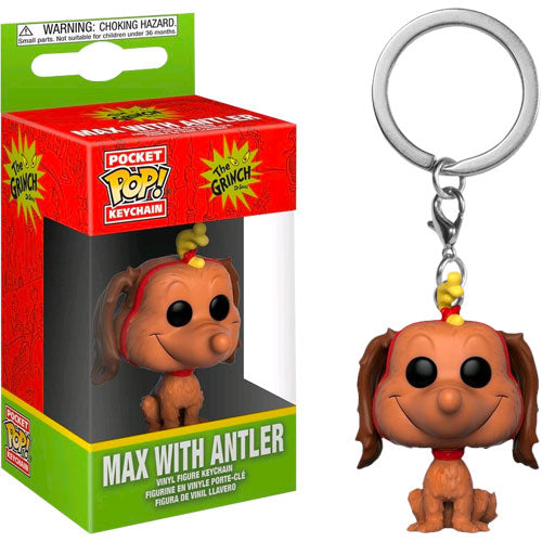 Dr Seuss Max Pop! Vinyl Key Chain