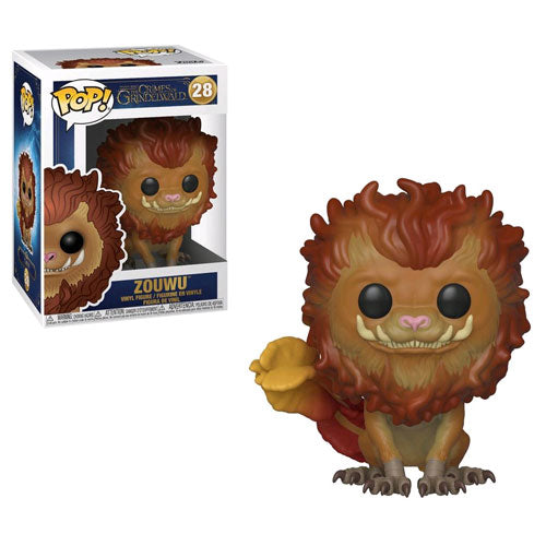 Fantastic Beasts The Crimes of Grindewald Zouwu Pop