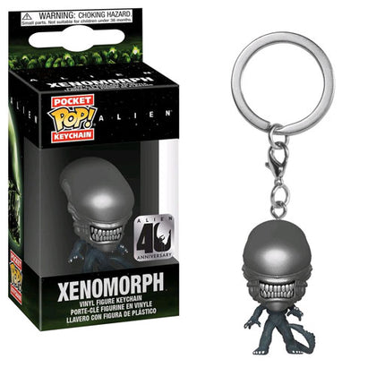 Alien Xenomorph 40th Anniversary Pop! Vinyl Key Chain