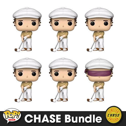 Caddyshack Ty Pop! Vinyl CHASE Bundle