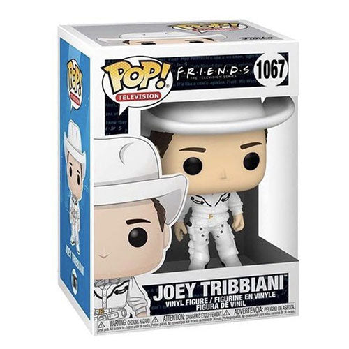 Friends Joey Cowboy Pop! Vinyl