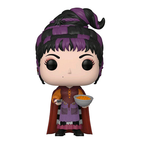 Hocus Pocus Mary Sanderson with Cheese Puffs Pop! Vinyl
