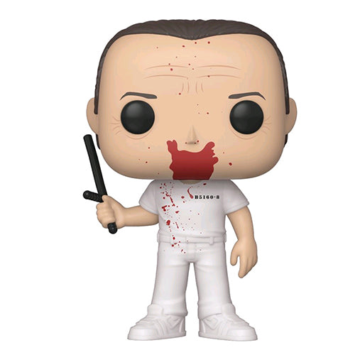 Silence of the Lambs Hannibal Bloody Pop! Vinyl