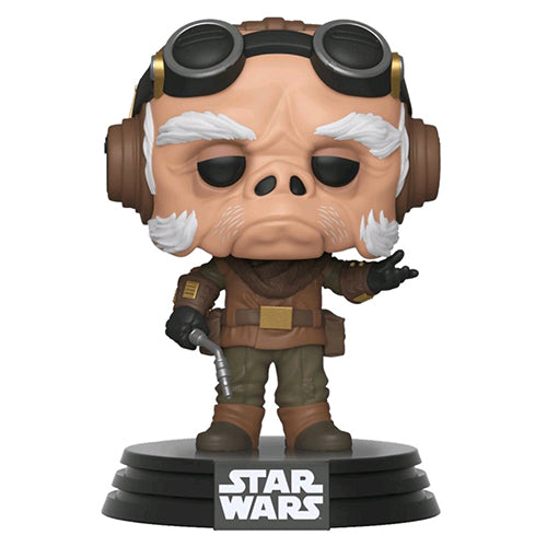Star Wars Mandalorian Kuiil Pop! Vinyl