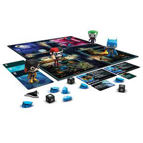 Funkoverse DC 100 4 pack Strategy Board Game