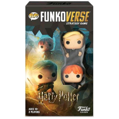 Funkoverse Harry Potter 101 2 pack Expandalone Strategy Board Game