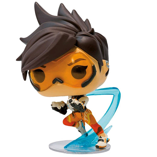 Overwatch Tracer with Guns Pop! Vinyl