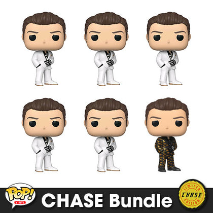 Birds of Prey Roman Sionis Pop! Vinyl CHASE Bundle
