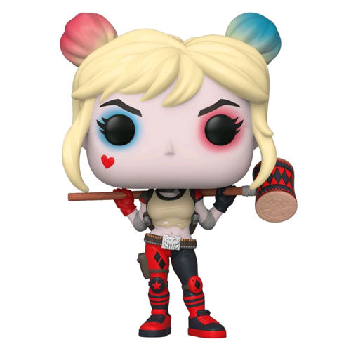 Pop Vinyl--Batman Vinyl RS Harley Quinn with Mallet US Exclusive Pop