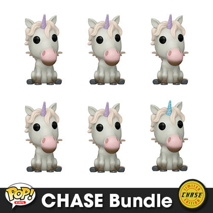 Onward Unicorn US Exclusive Pop! Vinyl CHASE Bundle