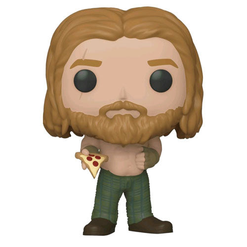 Avengers 4 Endgame Thor with Pizza Pop! Vinyl
