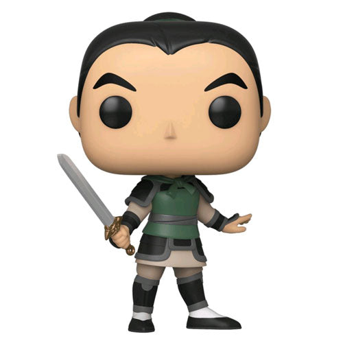 Mulan as Ping Pop! Vinyl