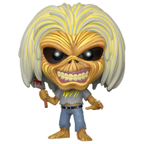 Iron Maiden Killers Skeleton Eddie Pop! Vinyl