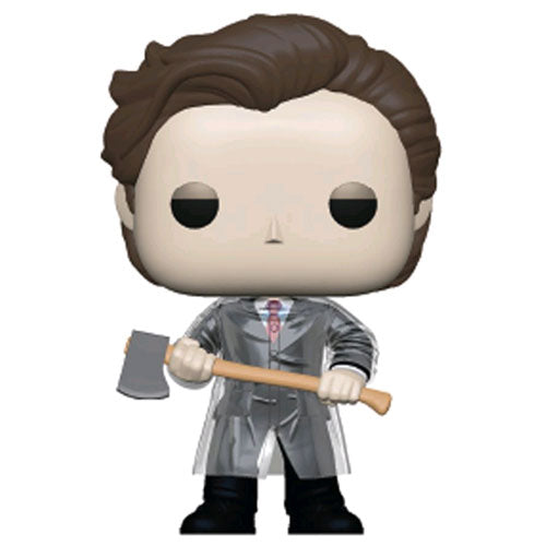 American Psycho Patrick with Axe Pop! Vinyl