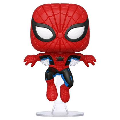 Spider Man 1st Appearance 80th Anniversary Pop! Vinyl