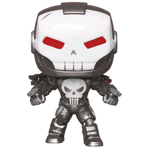 Marvel Punisher War Machine US Exclusive Pop! Vinyl