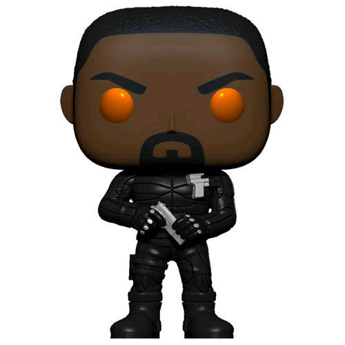 Hobbs & Shaw Brixton Orange Eyes Pop! Vinyl