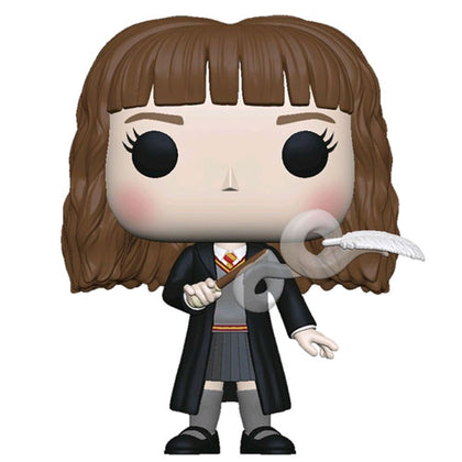 Harry Potter Hermione with Feather Pop! Vinyl