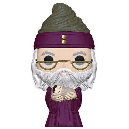 Harry Potter Dumbledore with Baby Harry Pop! Vinyl