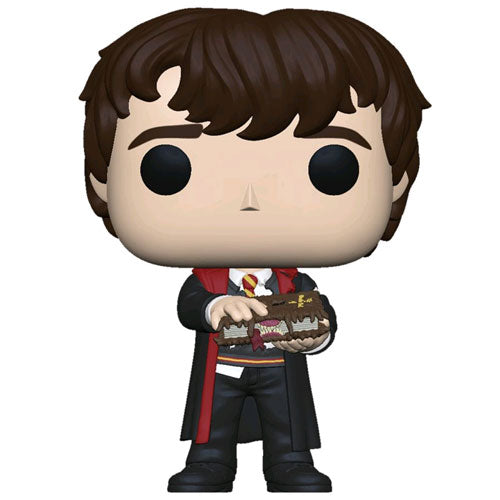 Harry Potter Nevill with Monster Book Pop! Vinyl