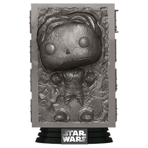 Star Wars Han in Carbonite Pop! Vinyl