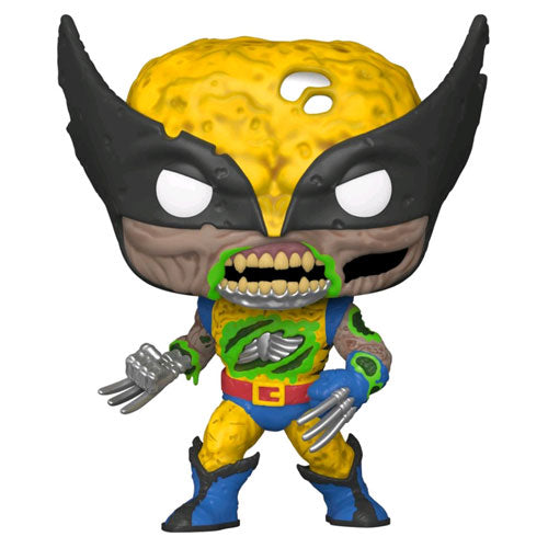 Marvel Zombies Wolverine Pop! Vinyl